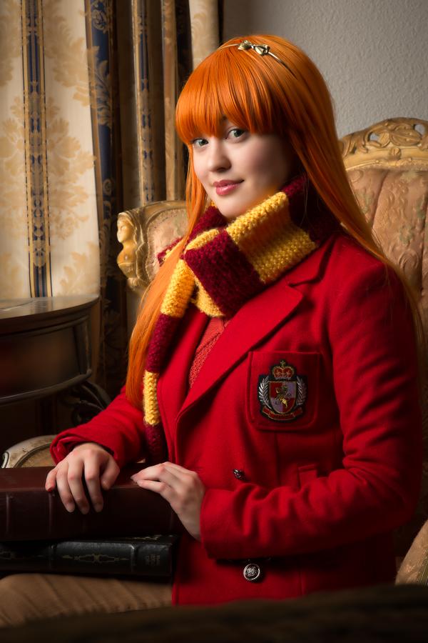 Hogwarts Student by ocwajbaum