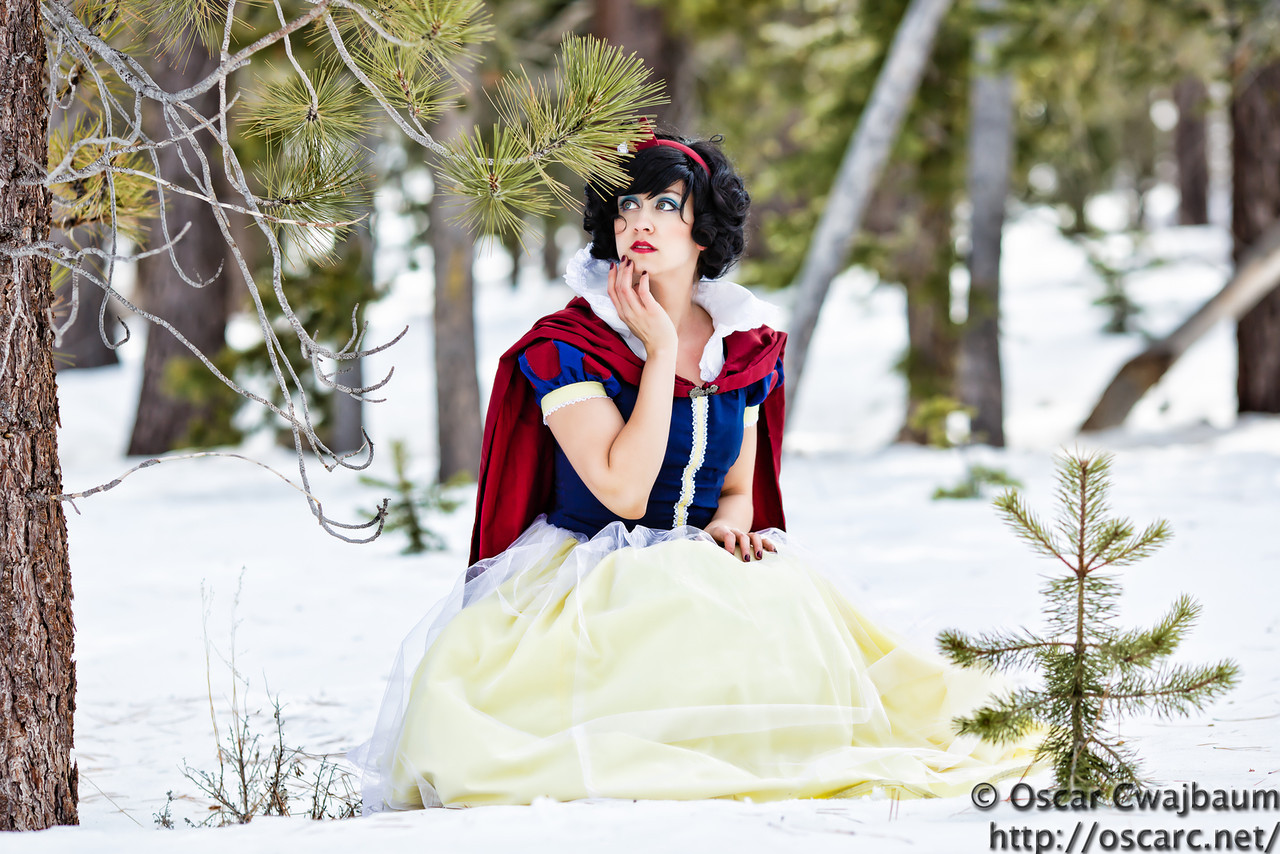 Snow White: Lost in the Forest by ocwajbaum