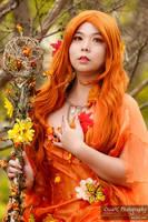 Autumn Fairy 1 by OscarC-Photography