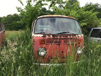 Pennsylvania VW Bus 5 by Cratoriax