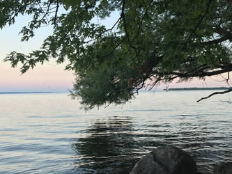 Lake Winnebago, Wisconsin 2 by Cratoriax
