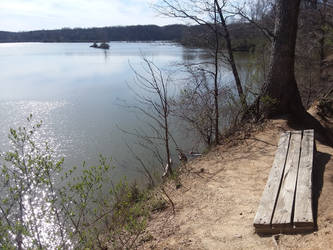 Eagle Creek Park, Indiana by Cratoriax