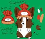 ShrimpyCorgi Sona Ref 1