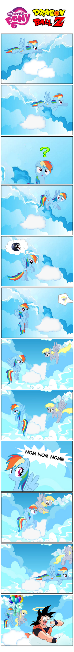 A mystery in the clouds by renacer87