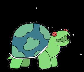 Turtle Cluster by renacer87