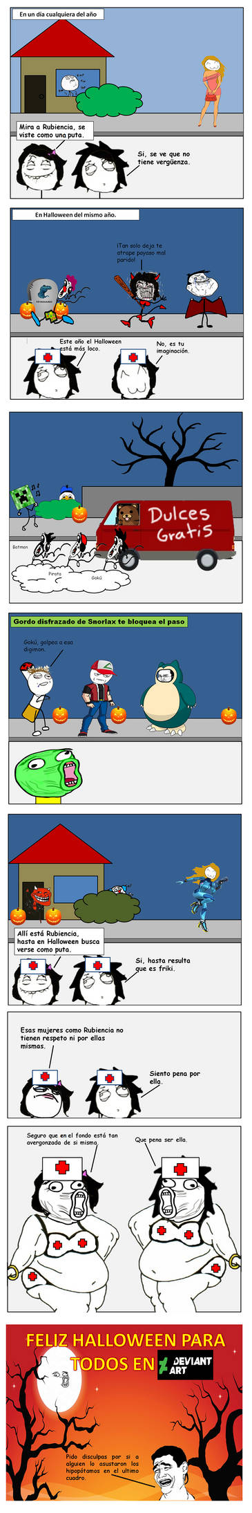 Halloween in August XD