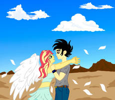 I will be your angel