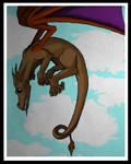 Digital Dragon by Child-of-God