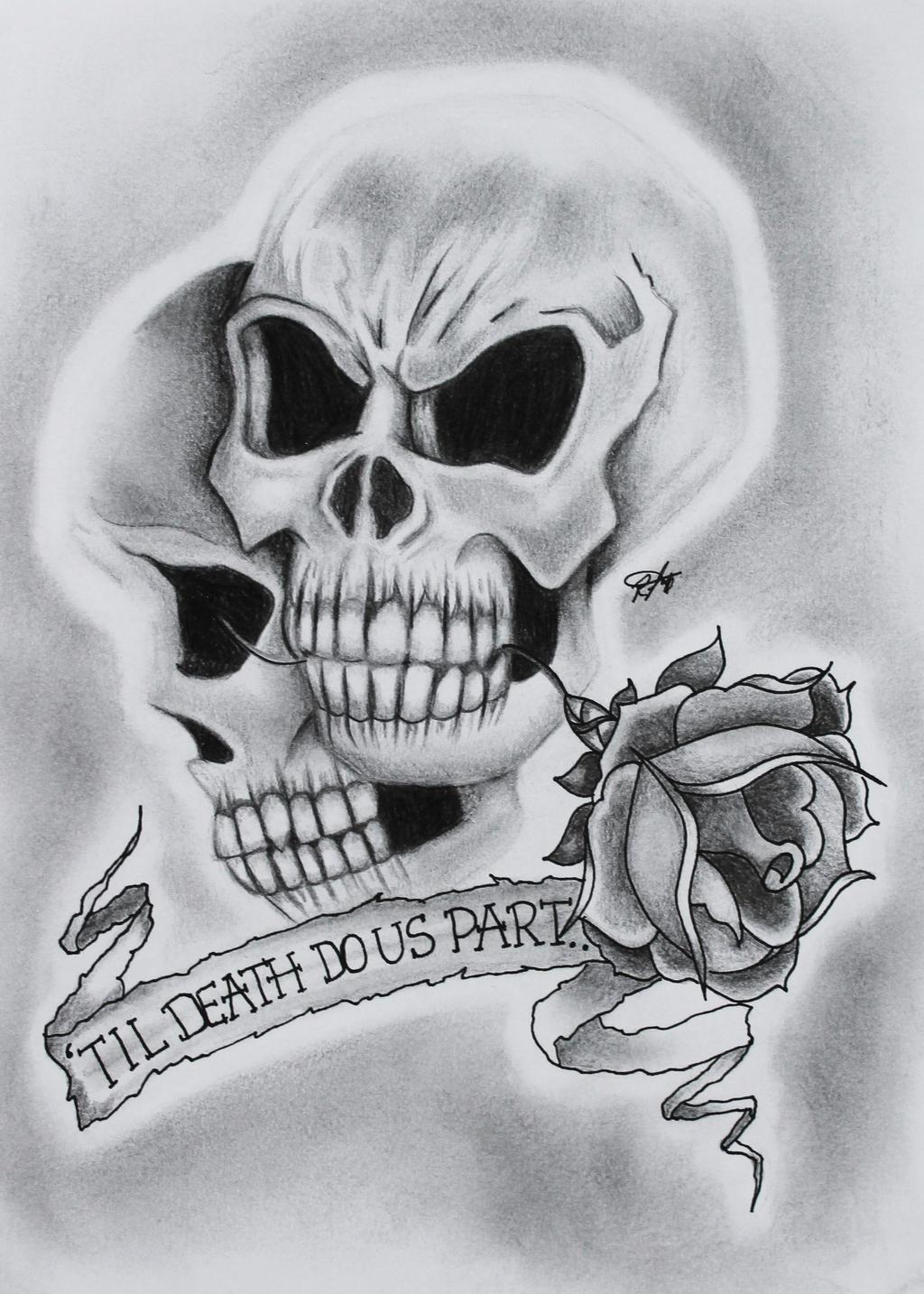 Til Death Do Us Part By Rachaelelizabethfry On Deviantart