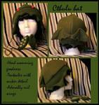 Commission: Cthulu hat by Animus-Panthera