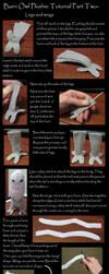Barn Owl Plush Tutorial Part 2 by Animus-Panthera