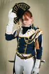TB: Captain Mary Spencer