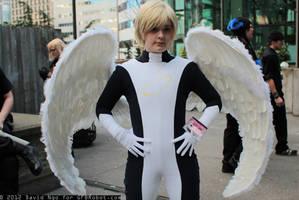 Commission: X-Men- Angel