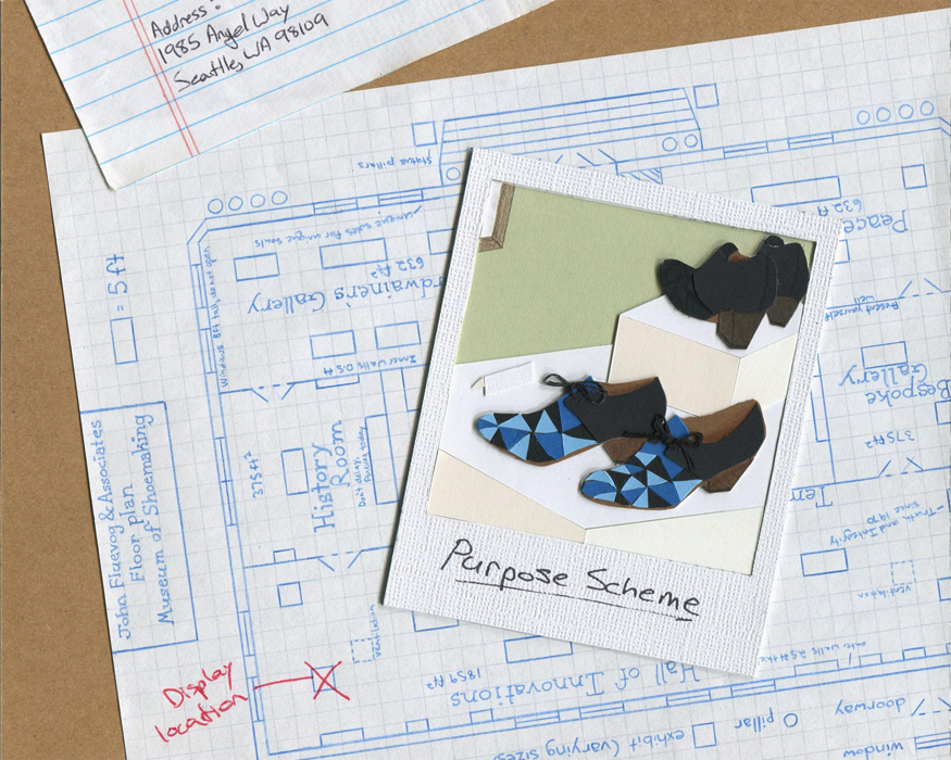Fluevog Creative- Purpose Scheme by Animus-Panthera