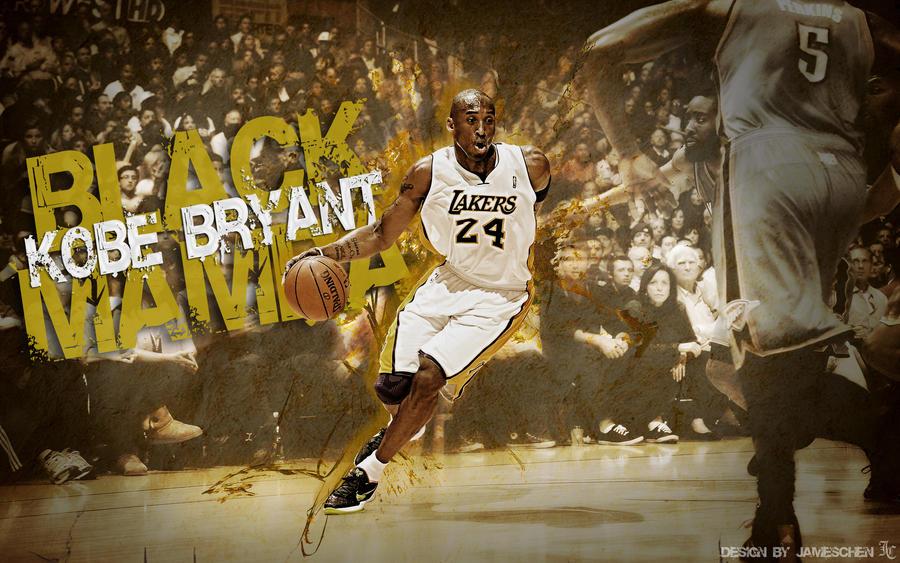Black Mamba Kobe Bryant Wallpaper By JamesChen On DeviantART
