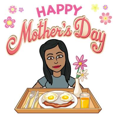 To All The Mothers  by Ellecia