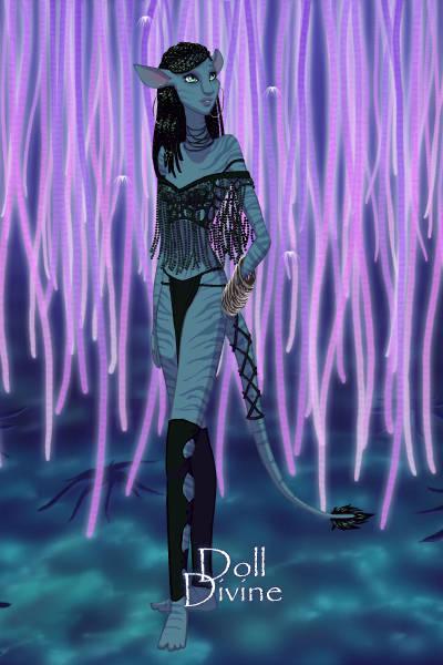 My Na'vi Avatar by Ellecia