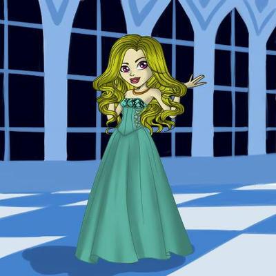 Odette-The Swan Princess by Ellecia