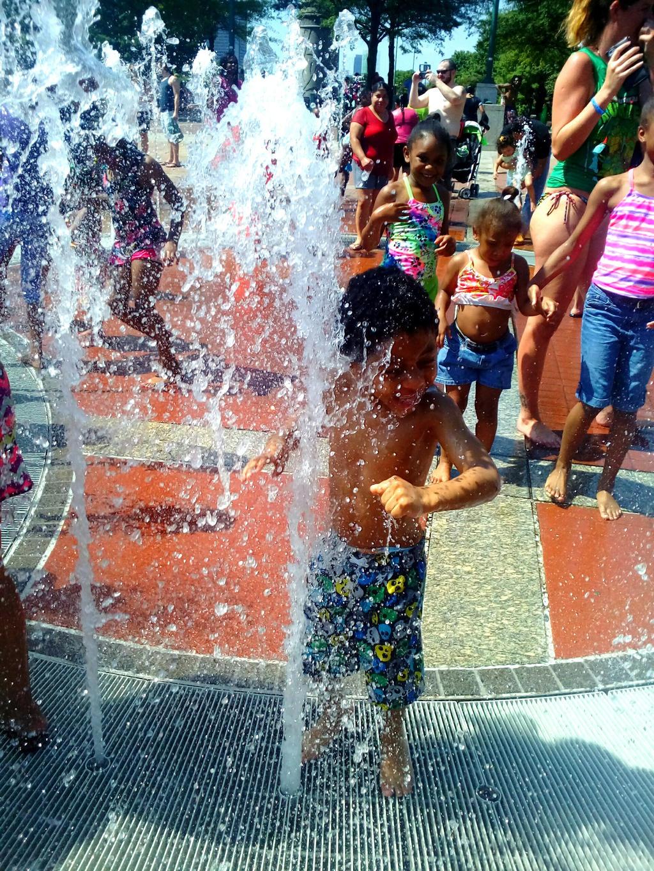 Eric's Summer Splash by Ellecia