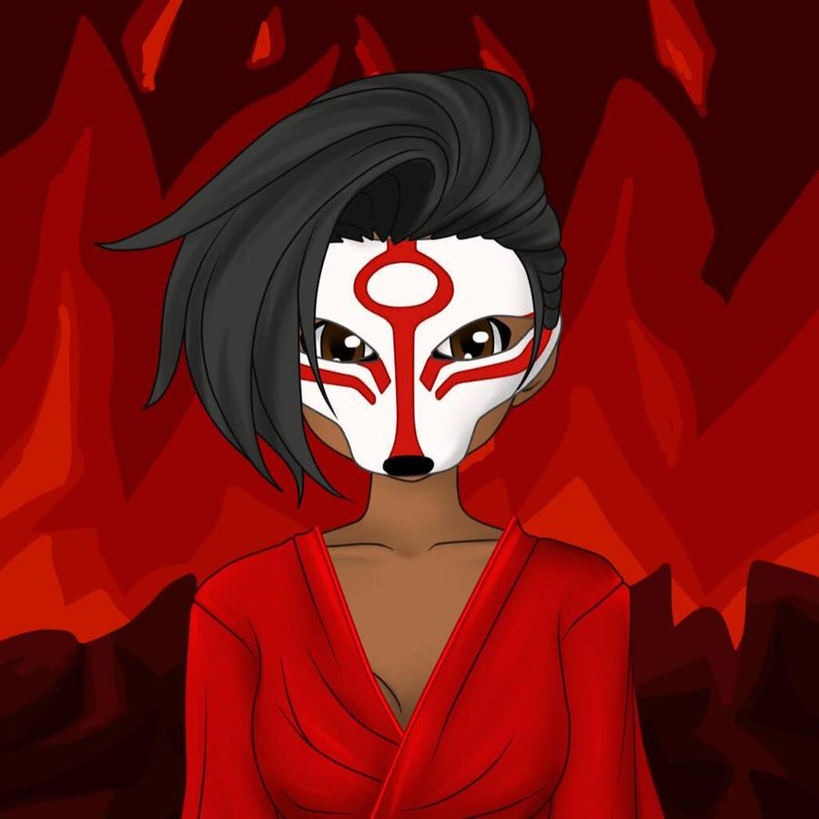 Devilgirl-Ninja by Ellecia