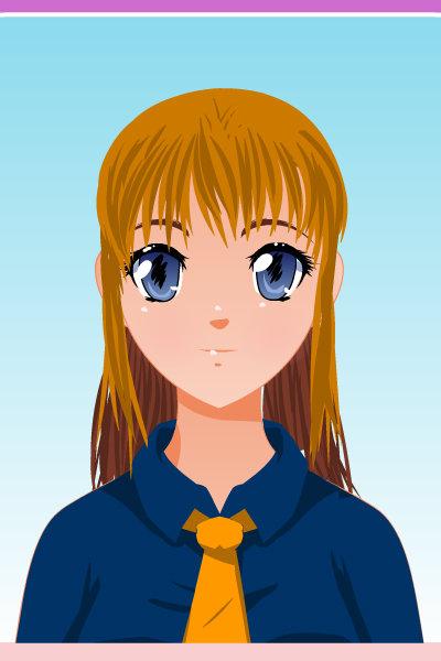 Anime Aurora by Ellecia