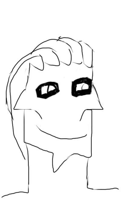 Doodle Sketch of Thrax by Ellecia