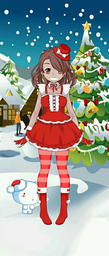 Merry Christmas from Ellecia by Ellecia