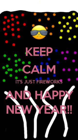 HAPPY NEW YEAR!! by Ellecia