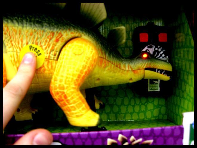 dinosaur by courtneydead