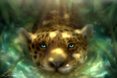 Jaguar by LiussSteen
