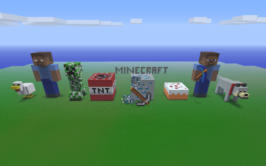 how to get a character statue on miencraft