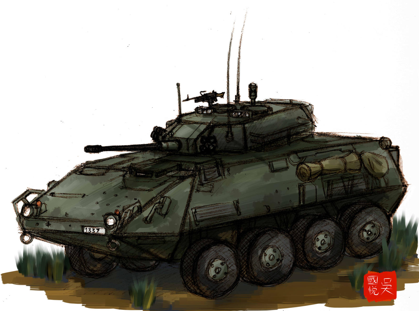 LAV III Practice by NDTwoFives