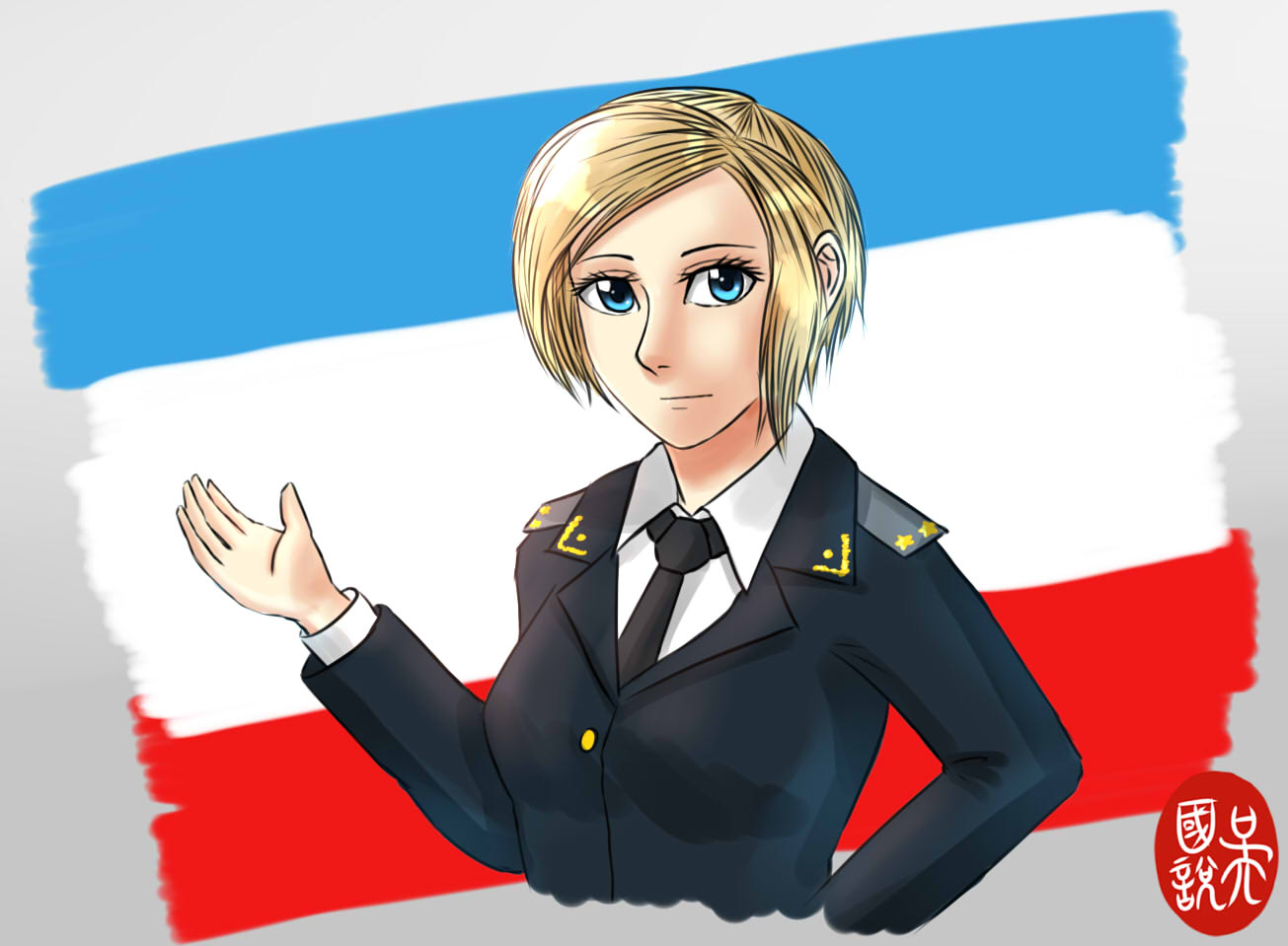 Meanwhile in Crimea by NDTwoFives