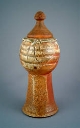 Storage Jar with Cedar Lid by Nudessence