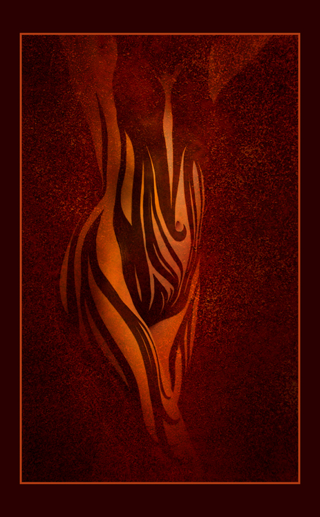 In the Midst of the Fire. by Nudessence