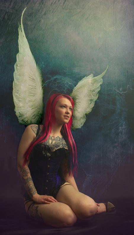 Angel, Alyssa by Nudessence