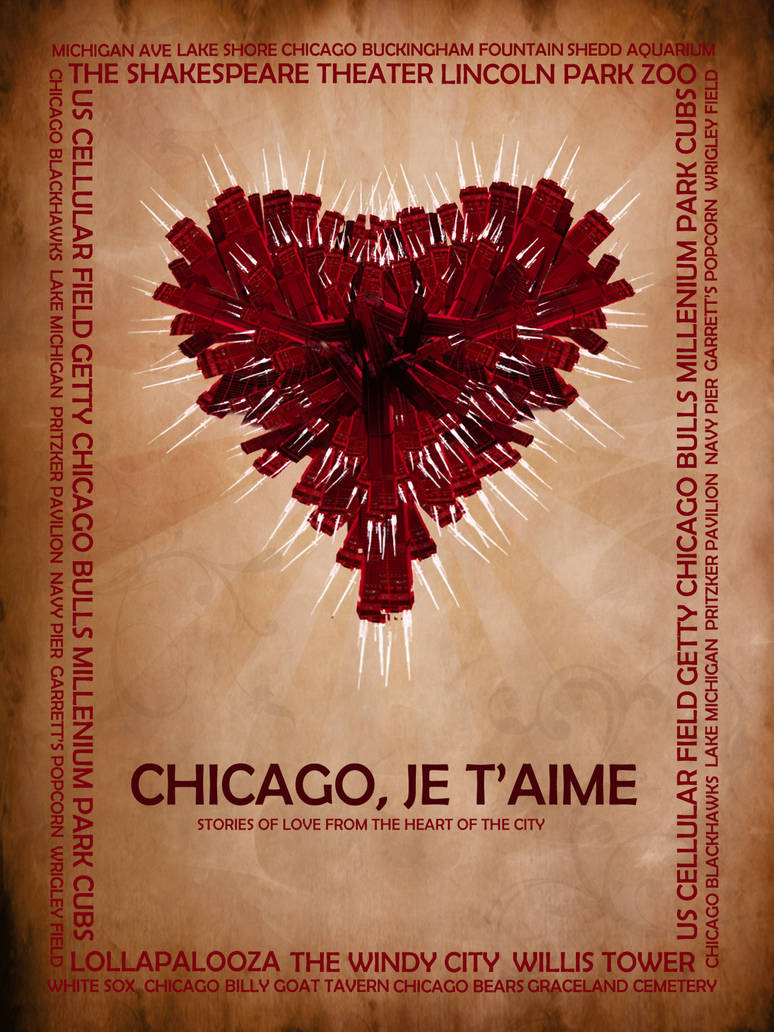 Chicago, je t'aime