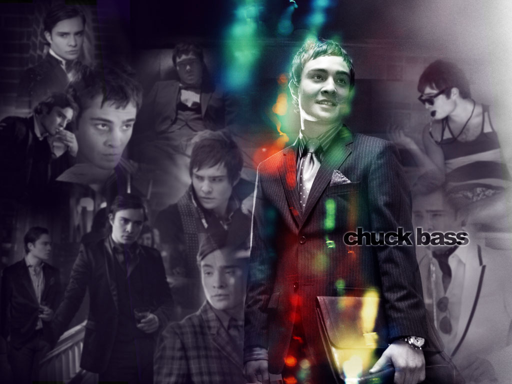 Chuck Bass by etherealdelirium