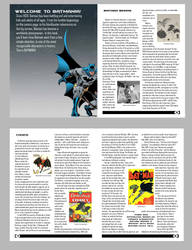 Magazine Layout by jrwcole