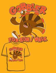 Gobbler Fun Run by jrwcole