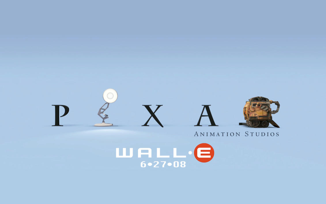 Wall-e Pixar Desktop by EpoCALYPsE