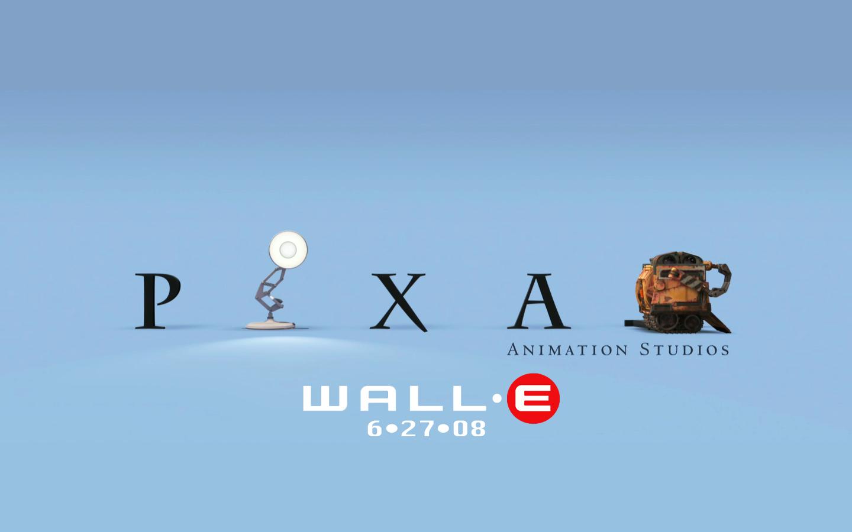 Wall-e Pixar Desktop
