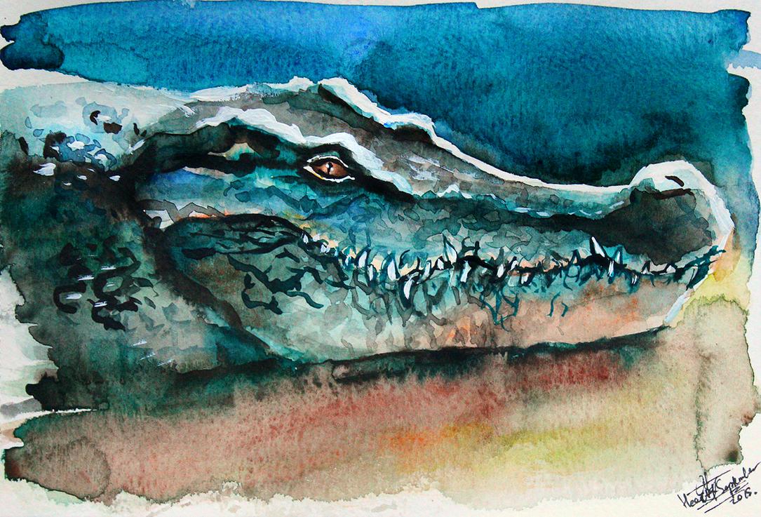crocodile by 1HeartofSeptember1