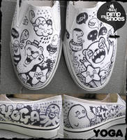 Shoes:Yoga by goenz