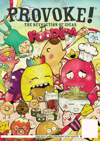 Provoke: Foodism by goenz