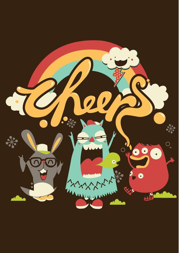 Cheers by goenz