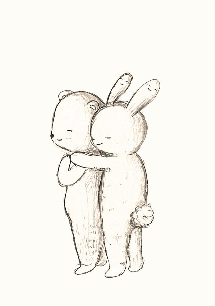 Hug by goenz