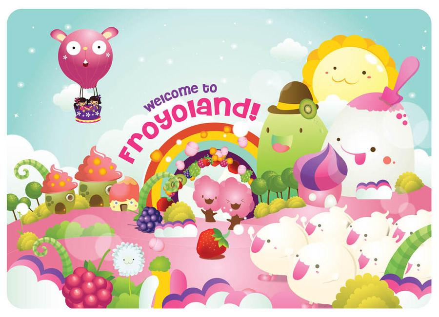 Froyoland by goenz