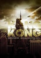 King Kong by goenz