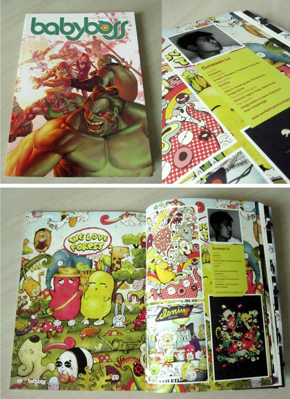 BabyBoss Mag by goenz